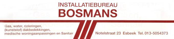 Installatiebureau Bosmans
