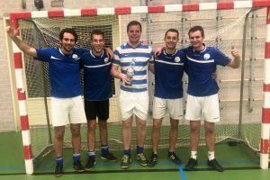PSV wint zaalvoetbaltoernooi
