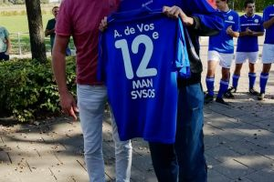 Arno de Vos neemt afscheid van SVSOS