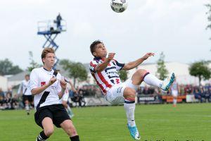 Sep Hesselmans met regio-selectie tegen Willem II