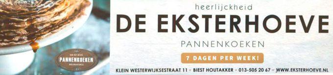 Restaurant De Eksterhoeve