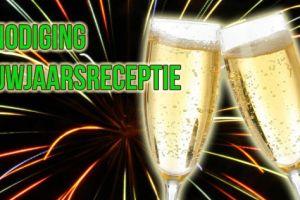 Uitnodiging Nieuwjaarsbijeenkomst