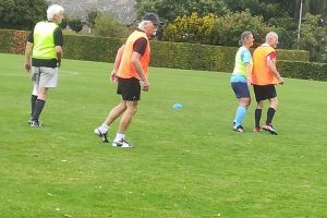 Prima start Walking Football